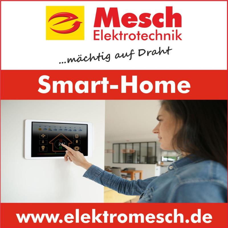 Smart-Home KNX Elektroinstallation